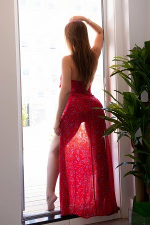 Refka independent escort in Westerville Ohio