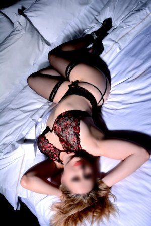 Marie-sylvaine independent escort