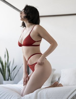 Tatania outcall escort in Sonora